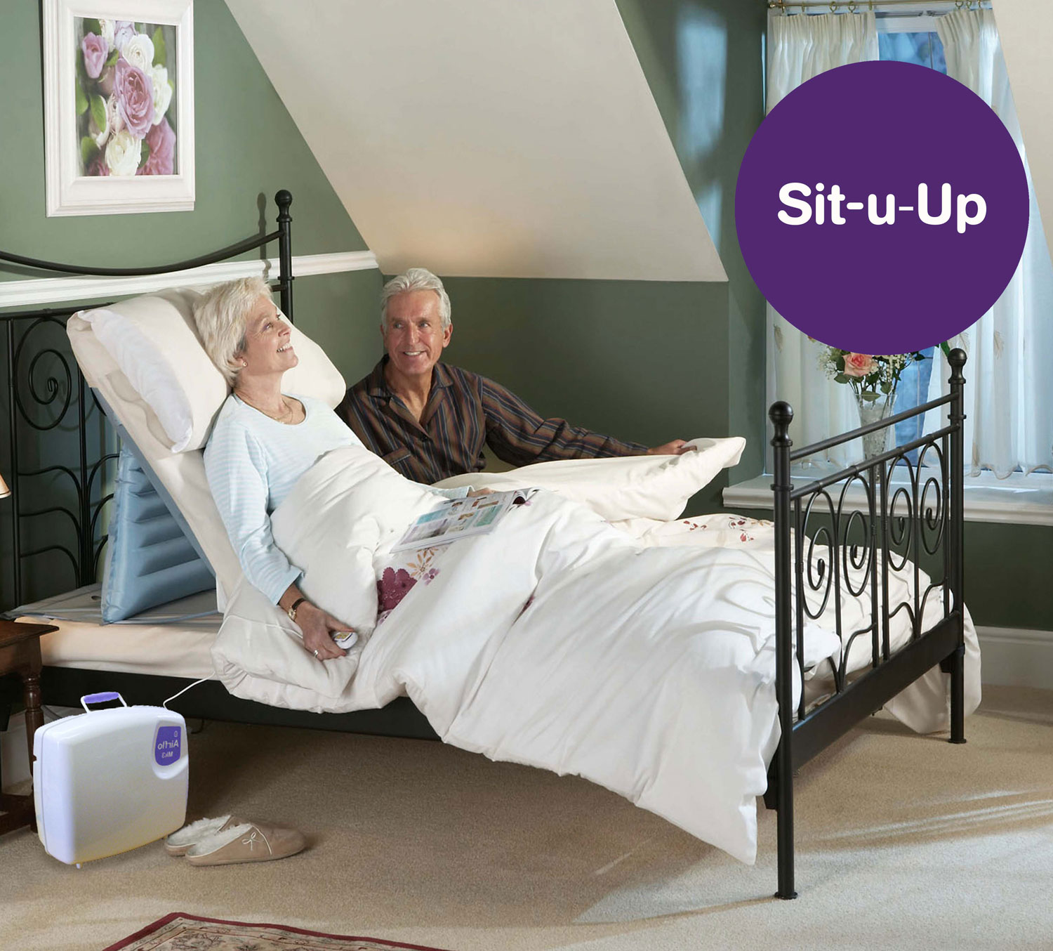 Bed Sit Up Pillow