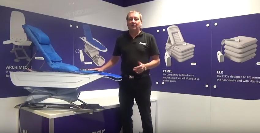 Surfer Bather training video