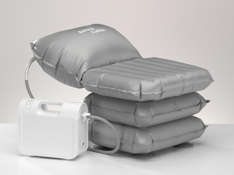 mangar health bathing cushion