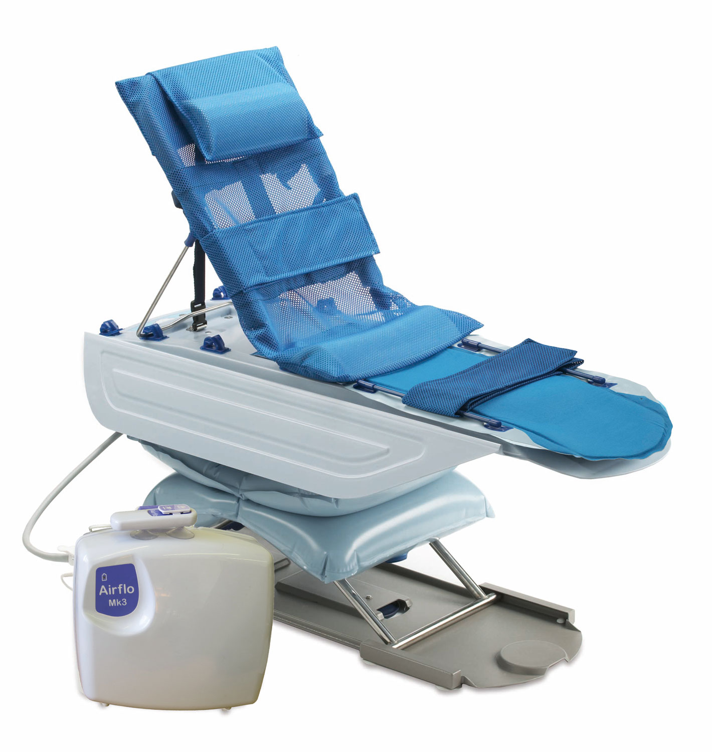 Surfer Bather Bathlift with Leg Kit for Children | Mangar Health
