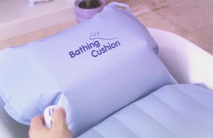bathing cushion