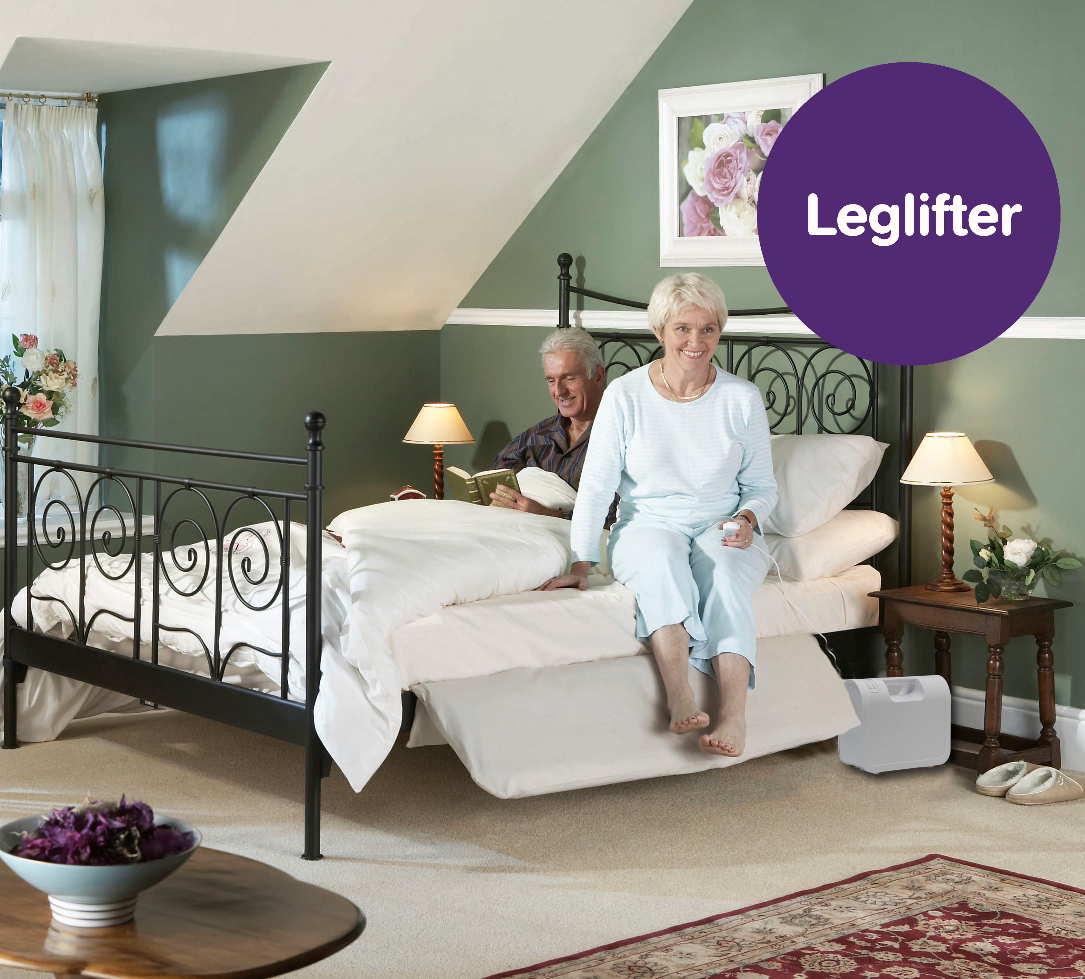 Leglifter For Electric Leg Lifting Bedroom Assistance
