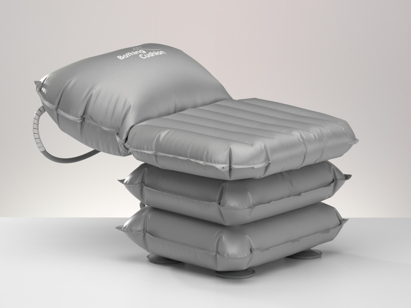 Bathing Cushion Inflated V2
