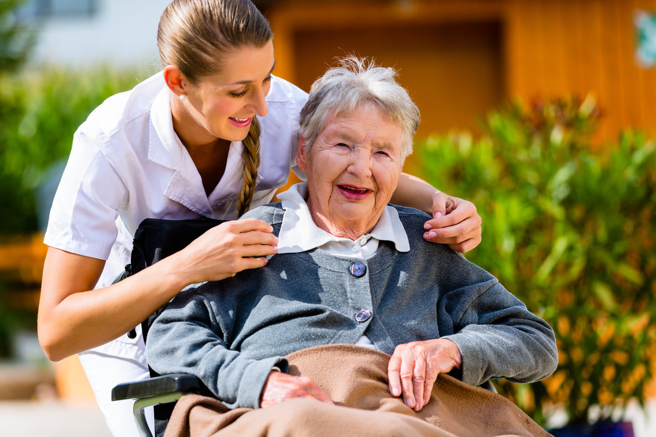 care home worker